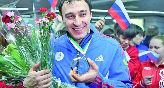 COI descalifica de por vida a Alexei Voevoda