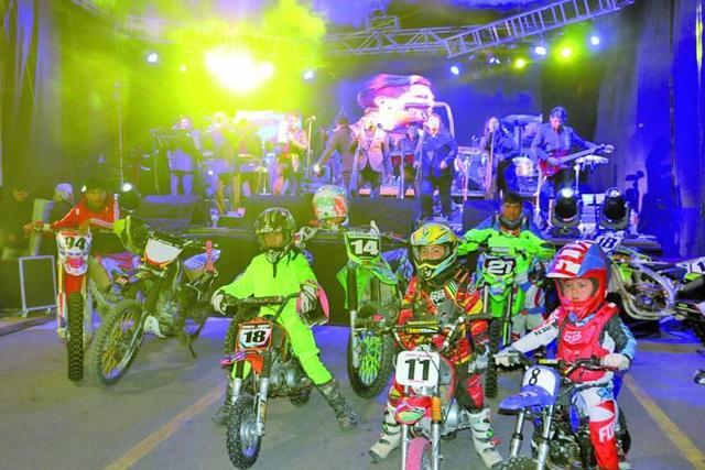Potosí ya empieza a vivir la fiesta del Dakar 2018