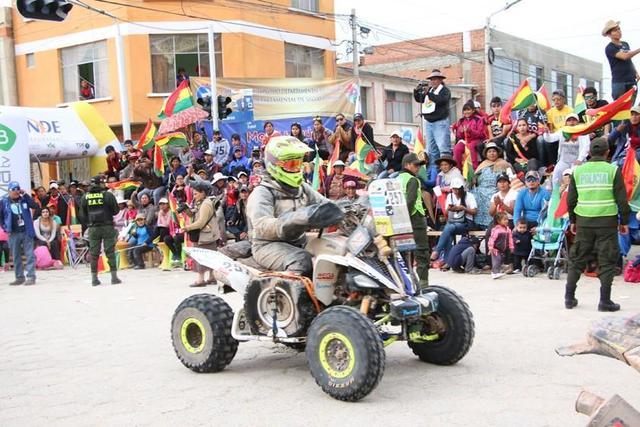 Bolivia tiene todo listo para recibir el Dakar 2018