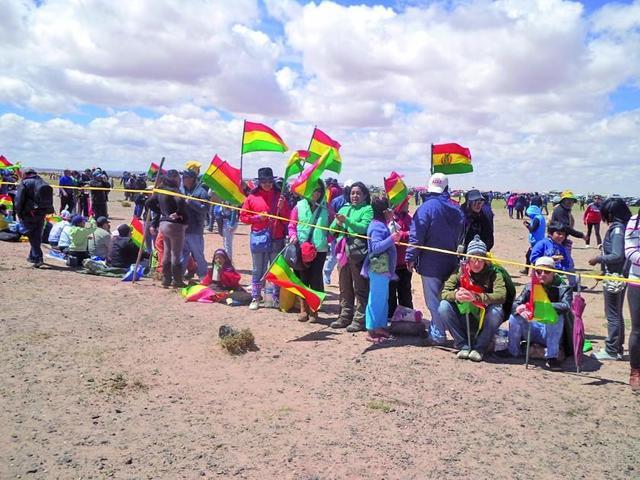 Desplazan 50 fiscales y forenses a la competencia del Dakar