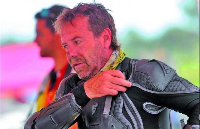 Wálter Nosiglia abandona el Dakar por problemas de salud