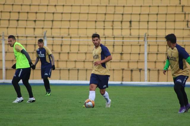Liga consolida la perdida de tres puntos a Real Potosí