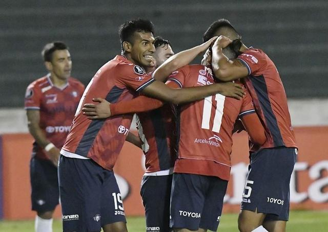 Pese al empate Wilstermann pasa a la otra fase de la Libertadores