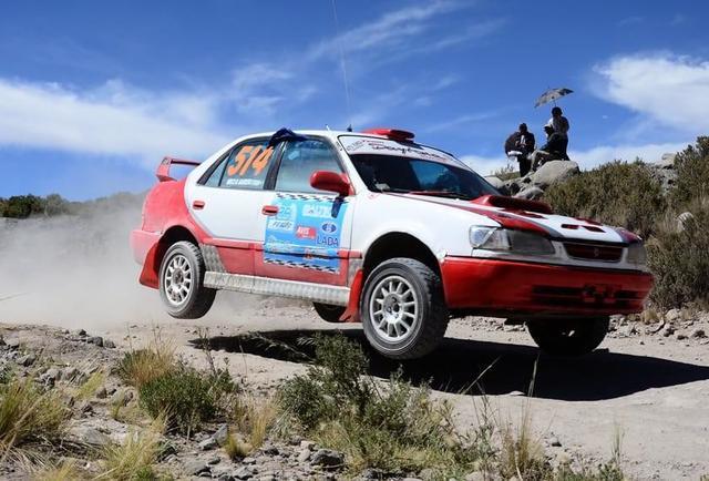 Potosí acogerá la sexta prueba nacional de automovilismo