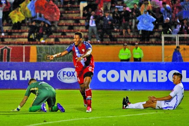 El Nacional vence 3-2 a San José