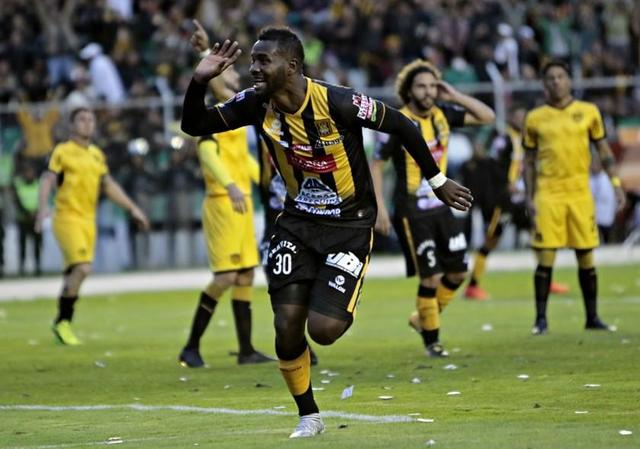 El Tigre se impone a Peñarol