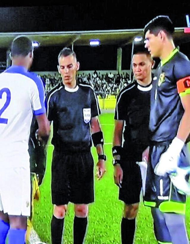 Bolivia y Curazao empatan 1-1