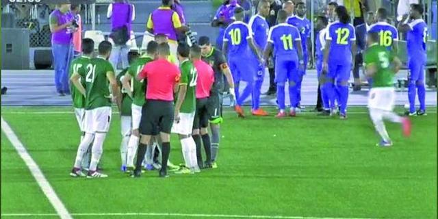 Curazao vence 1-0 a Bolivia
