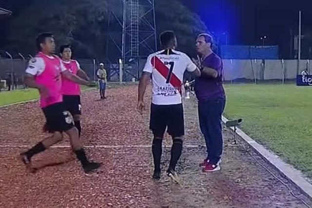 Dirigencia aleja a Do Santos y respalda al técnico Malvestiti