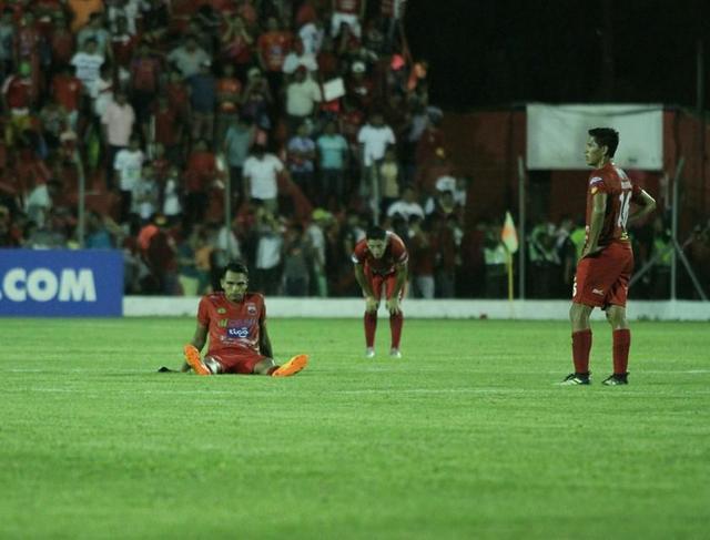 Guabirá queda fuera de la Copa