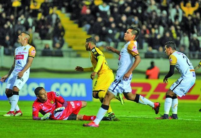 El Tigre cae y se despide de la Copa