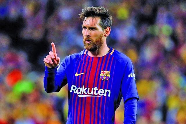 Messi conquista su quinta Bota de Oro