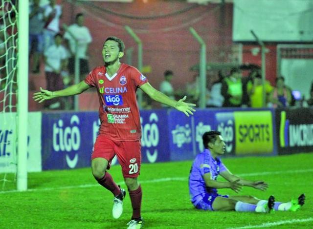 Real Potosí cae por goleada ante Guabirá
