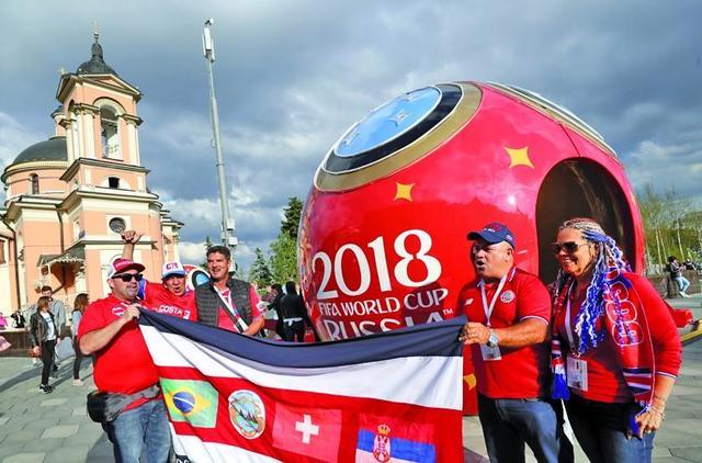 Selecciones de 32 países van por la Copa del Mundo