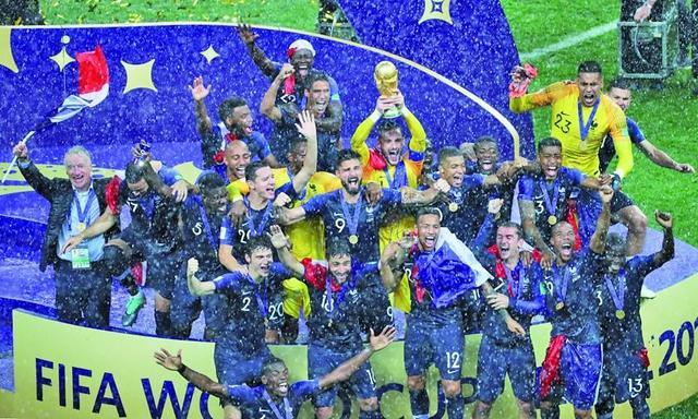 Francia gana y es el nuevo campeón del Mundo