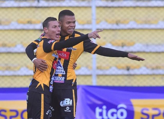 El Tigre asume la  punta del torneo