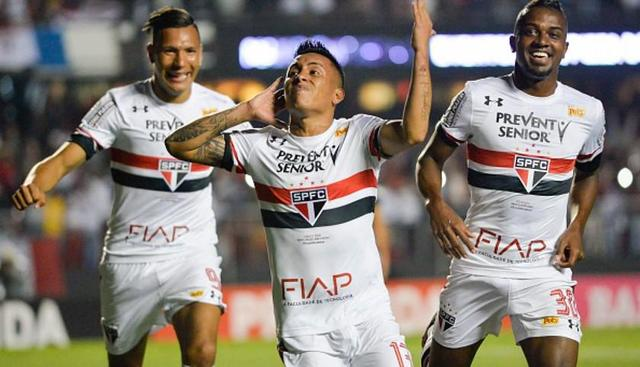 Sao Paulo amplía su ventaja como líder