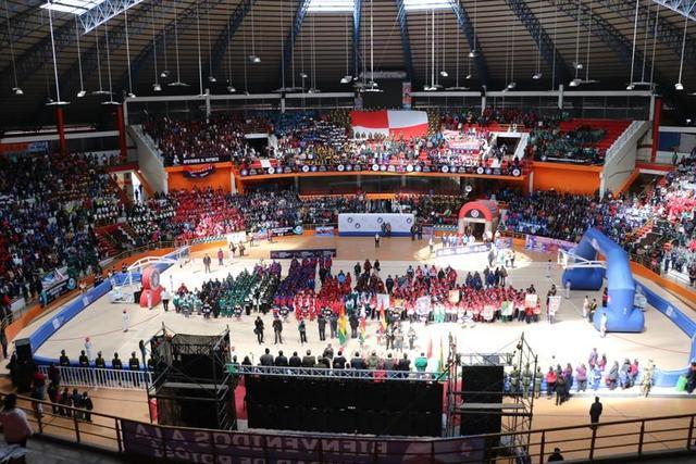 Estudiantes disputarán 25 medallas de oro  en los Juegos Plurinacionales 2018
