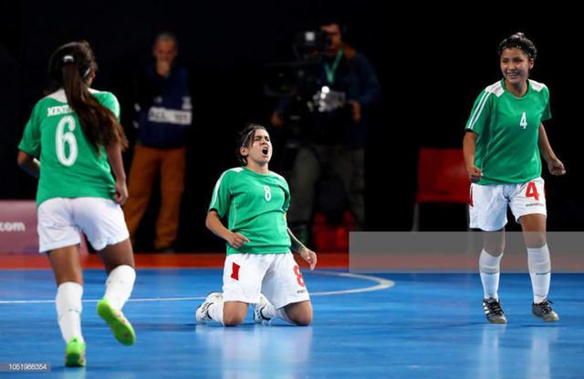 Bolivia avanza a semifinales