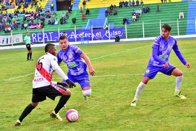 Nacional Potosí busca acortar distancia con Real en los derbis