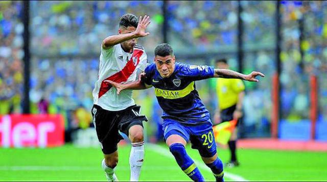 Boca y River definen hoy al campeón de la Libertadores