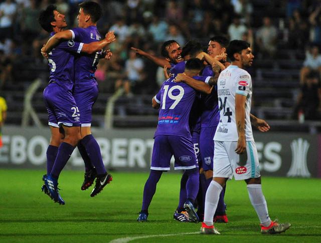 Bolívar queda fuera de la Copa Libertadores