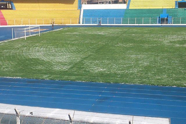 Sedede garantiza estadio para la Copa Sudamericana