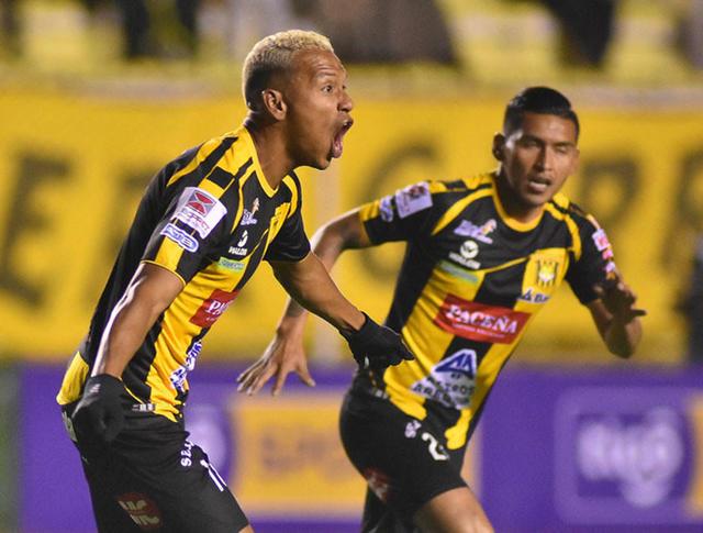 El Tigre golea y acecha a Nacional