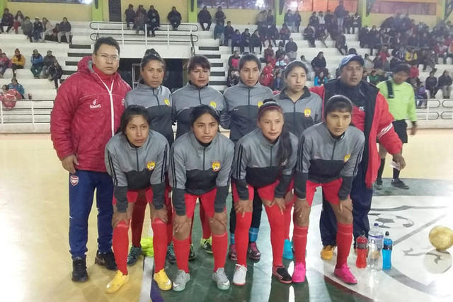 Deportivo Criters se corona campeón en futsal