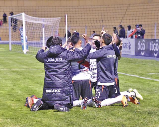 Nacional se consolida en la cima del Apertura
