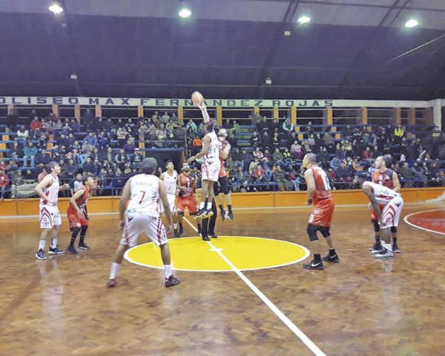 """Nacional venció a Rubair y se afianza en la cima del grupo """"B"""""""