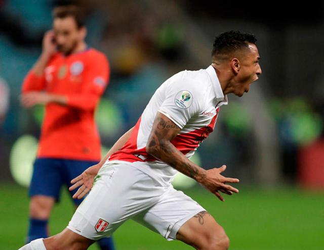 Perú humilla al último campeón de la Copa América