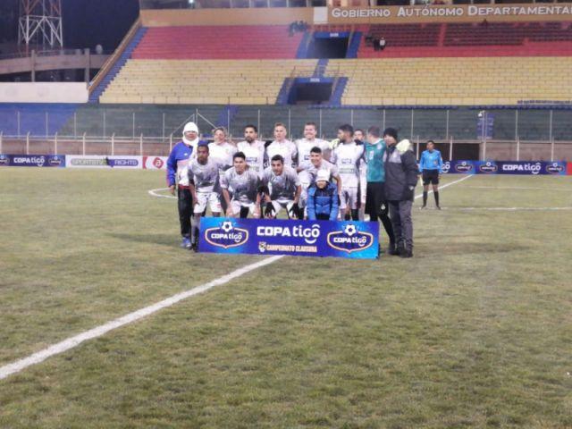 Wilstermann gana por un gol a Real Potosí