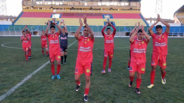 Gana Wilstermann Cooperativas 3-0 a Fortaleza