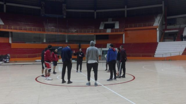 Nacional Potosí se prepara para enfrentar a La Salle