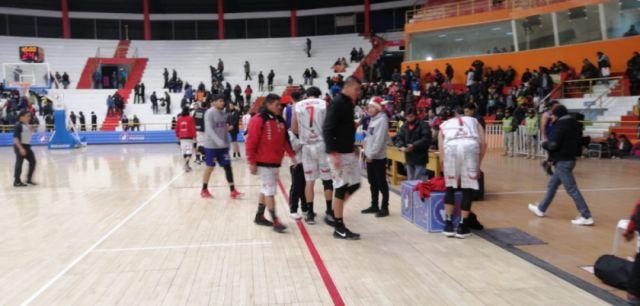 Nacional ganó 81 a 72  a La Salle  en la Libo
