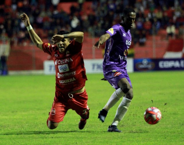 Real Potosí se imponea Guabirá y logra su primer triunfo del Clausura