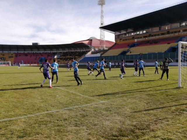 Real Potosí derrota 5-1 a Blooming (con galería de fotos y video)