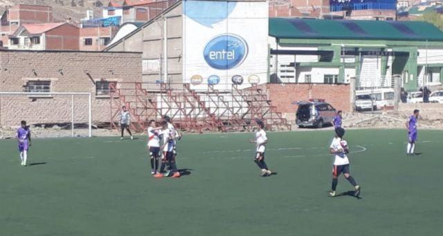 Nacional Potosí derrota 3-1 a Real en el clásico potosino de reservas