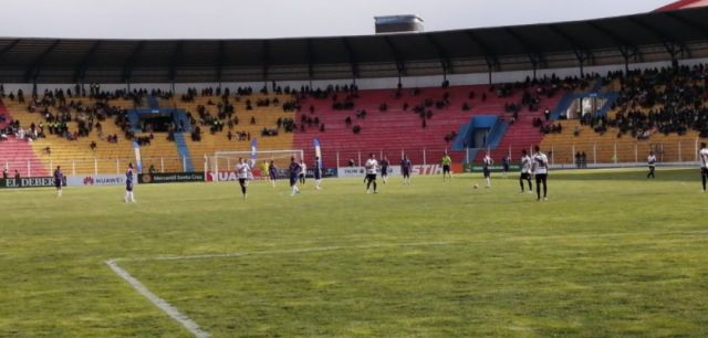 Nacional Potosí derrotó a Real 4-1