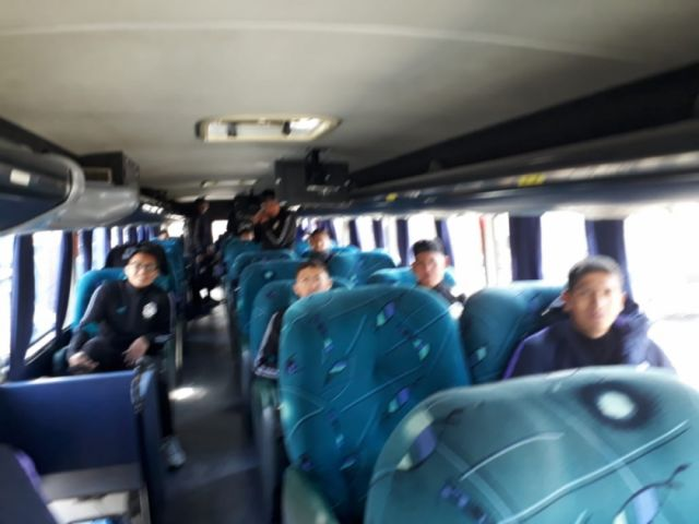 Real Potosí viajó a Santa Cruz
