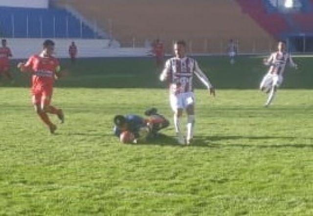Wilstermann Cooperativas es goleado en su casa por Independiente