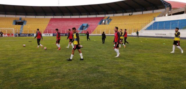 Nacional Potosí le ganó a Royal Pari 5-2