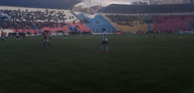 Nacional Potosí perdió 3-1 ante Wilstermann