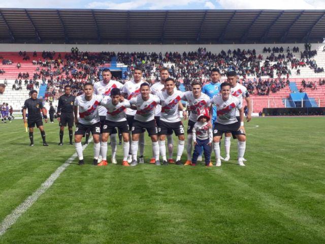 Nacional Potosí se alista para su último partido