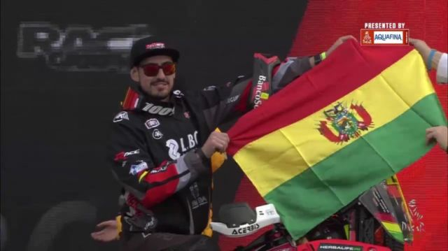 Los pilotos bolivianos ya participan en el Dakar 2020