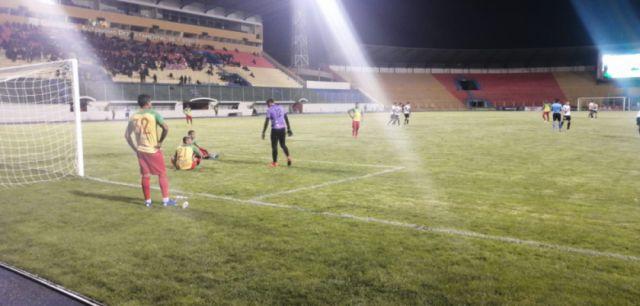 Nacional Potosí ganó 4-2  a Municipal Vinto