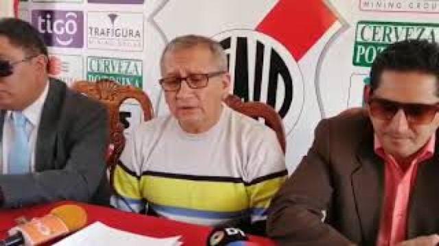 Nacional Potosí ratificó a su técnico
