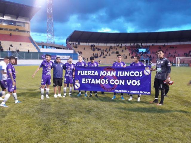 Real Potosí  le ganó a San José 2-1