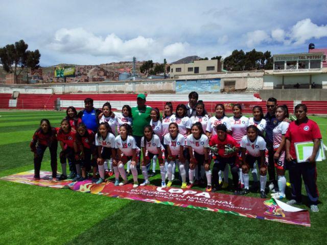 Potosí le ganó a Tarija 2-0